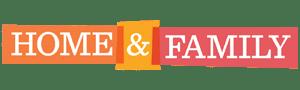 Home & Family Logo