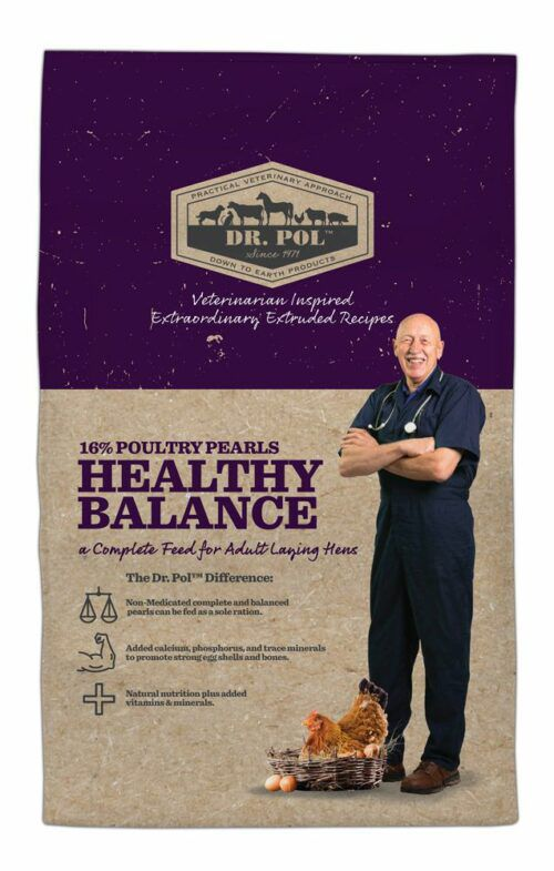 Dr. Pol 16% Poultry Pearls Healthy Balance Recipe