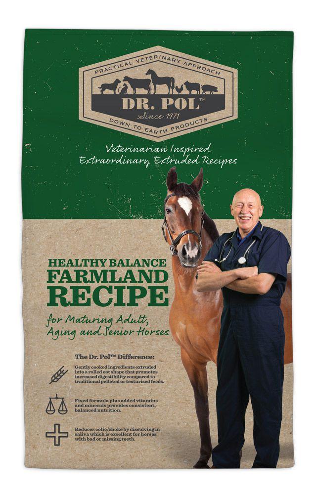 Dr. Pol Healthy Balance Farmland Recipe for Horses