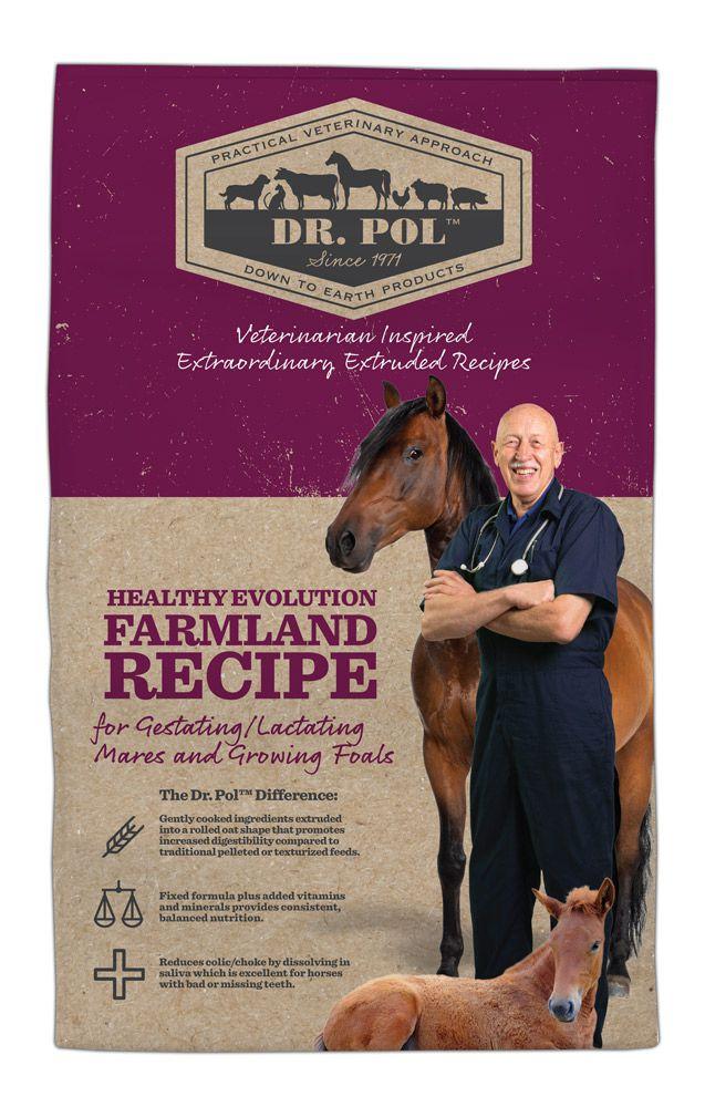 Dr. Pol Healthy Evolution Farmland Recipe for Mare & Foal