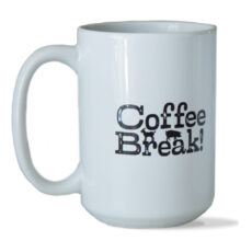Dr. Pol Coffee Break Mug 15 oz