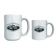 Dr. Pol 15oz and 11oz mugs