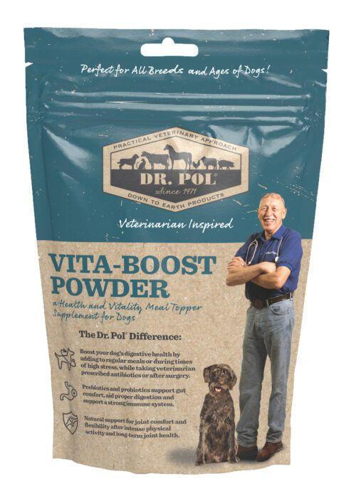 Dr Pol Wellness Boost Powder Supplement