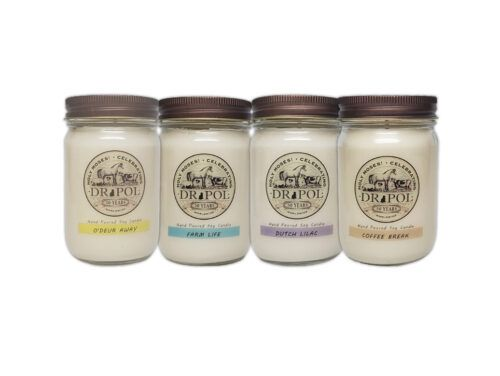Dr Pol Scented Soy Candles