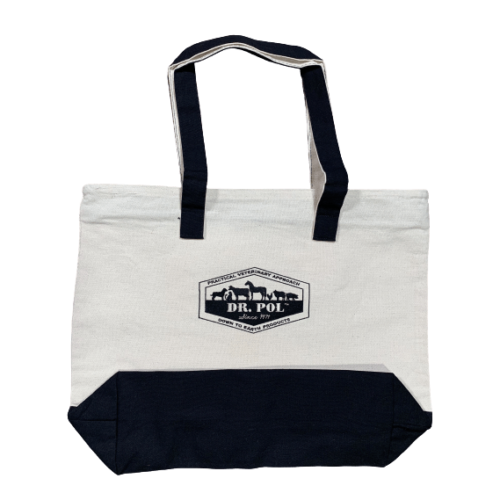 dr pol limited edition tote bag