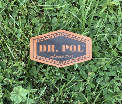 Dr. Pol Logo Patch