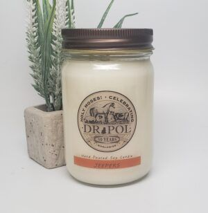 dr pol jeepers candle