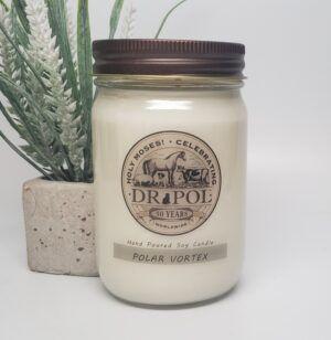 dr pol polar vortex candle