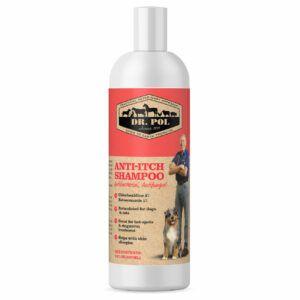 Medicated-shampoo